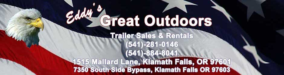 Eddy's Great Outdoors Trailer sales and rentals