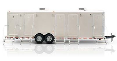 shower trailers - bathroom trailers